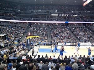 basketbal denver