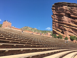 red rock denver tours